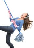 Fun cleaning - 19590605