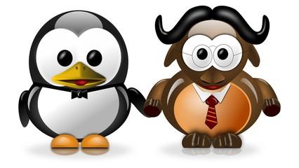 Mister Gnu e Pingu