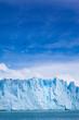 Glacier in Patagonia.