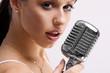 Quadro pop singer