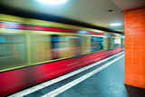 Berlin Subway.