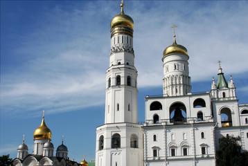 Glockenturm, Kreml, Moskau - Bell Tower, Kremlin, Moscow