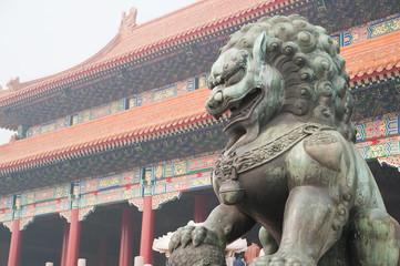The forbidden city, Beijing