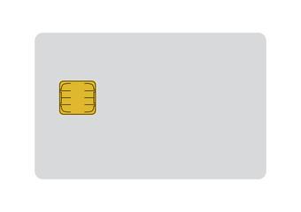 Kreditkarte abstrakt