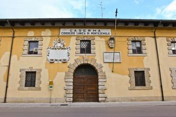 Barracks in Palmanova