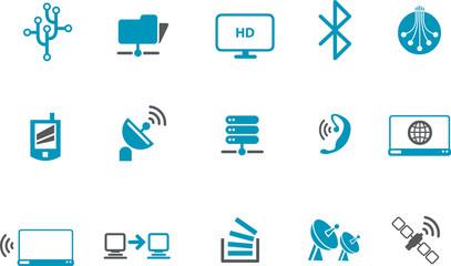 Wi-fi Icon Set