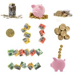 Australian Money Collection