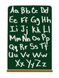 Primary school alphabet