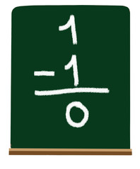 Primary school subtraction