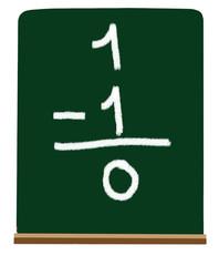 Primary school subtraction
