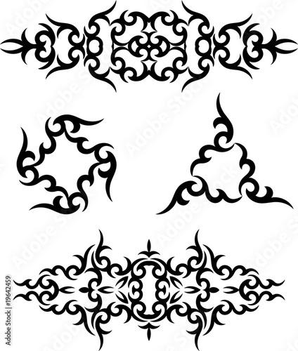 Tattoo Armband Von Ajay Shrivastava Lizenzfreier Vektor 19642459 Auf