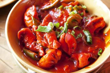 Nepalese Chicken-C Momos