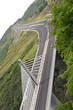 route des tamarins, pont des Trois-Bassins, île de la Réunion