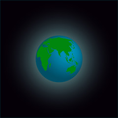 Vector model of Earth