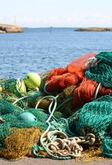 Fishing yarns