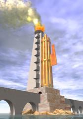 futurist and fascist architecture