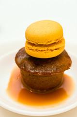 Sticky pudding dessert