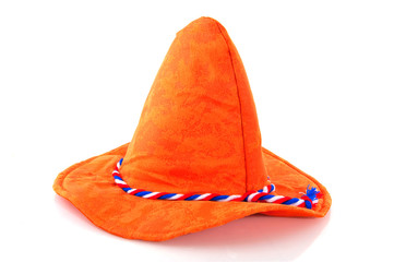 Dutch supporters hat