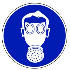 Atemschutz tragen