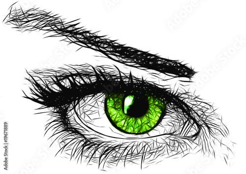 Fototapeten,grün,abstrakt,analyse,business