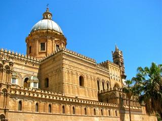 Sicile, Palerme, cathédrale notre dame de l'assomption