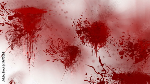 Blood splatters HD 1080p