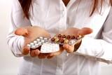 pharmaceutical pills poster