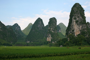 South of china,Guilin landscapes