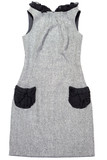 Women's sleeveless dress.