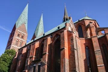cathedrale de Lübeck