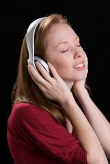 woman with headphones-10