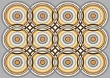 .  Background  patchwork of  motley  hoop.  Wallpaper. poster