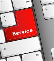 keyboard service