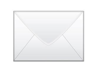 Briefumschlag weiß