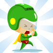 roleta: Kid play Superhero