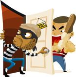 Criminal Thief Activity.
