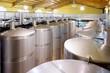 Edelstahl Tank zur Weinveredelung,Weinkeller,Stahltank