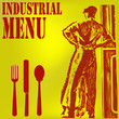 Industrial Menu