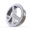 Shiny Peace Symbol