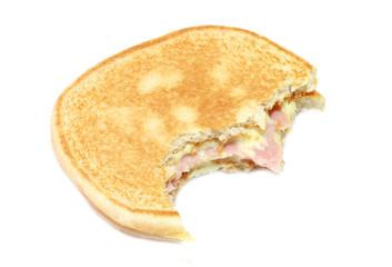 toast morsicato