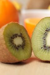 Kiwi para desayunar
