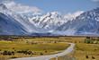 Route du Mont Cook - New Zealand