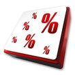 Prozente Button