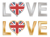 love great britain poster