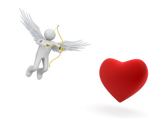 Cupid (love, valentine day series)