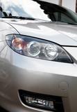 Fototapety Car lights