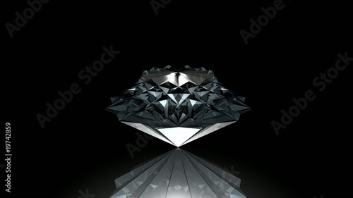 rotated diamond brilliant