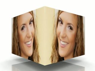 visage et faces