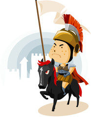 Rome Cavalry