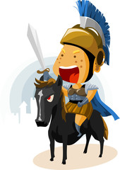 Classic Rome Cavalry.